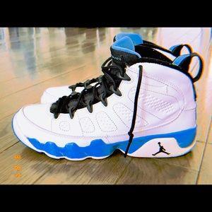 Jordan Shoes | Jordan 9 Carolina Blue